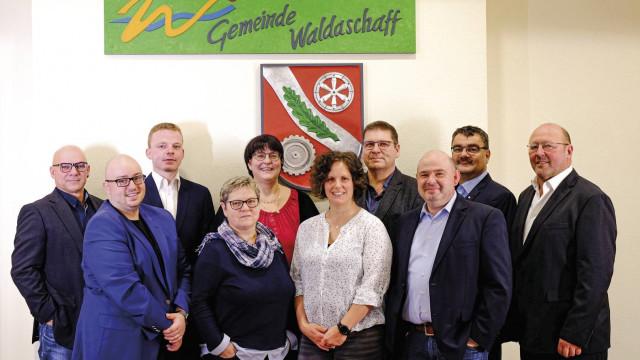 Gemeinderatswahlen Waldaschaff am 15.03.2020